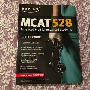 BRAND NEW Kaplan MCAT 528 Advanced Prep